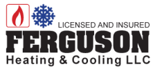 Ferguson Heating Cooling Logo
