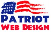 Patriot Web Design Logo